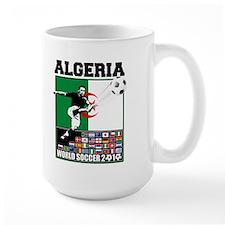 Algeria World Soccer Mug