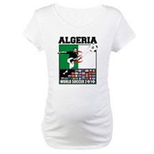 Algeria World Soccer Shirt