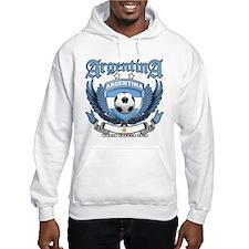 Argentina 2010 World Soccer Hoodie
