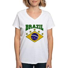 Brazil Soccer Flag 2010 Shirt