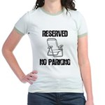 Reserved Parking Jr. Ringer T-Shirt