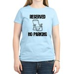 Reserved Parking Women's Light T-Shirt