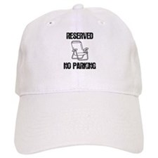 Reserved Parking Baseball Cap
