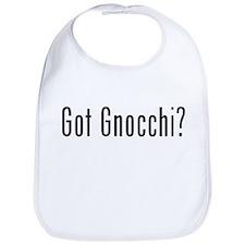 Got Gnocchi? Bib