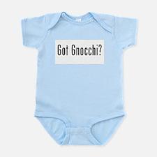 Got Gnocchi? Infant Bodysuit