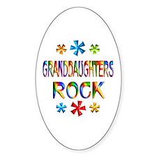 Granddaughter Decal
