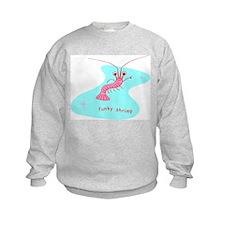 Funky Shrimp Sweatshirt