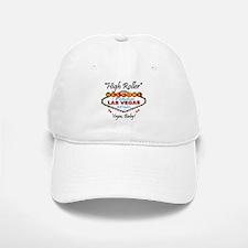 Vegas High Roller Baseball Baseball Cap
