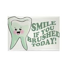 Funny Dentist Humor Rectangle Magnet