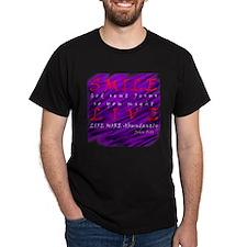 Unique Live life more abundantly T-Shirt