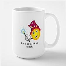 Social Work Magic Mug