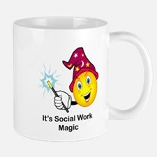 Social Work Magic Mug