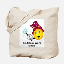 Social Work Magic Tote Bag