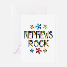 Nephew Greeting Card