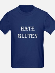 HATE GLUTEN T