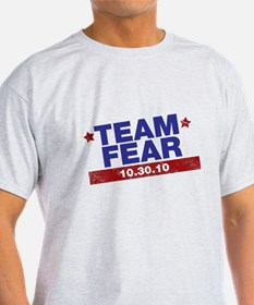 Funny Team fear T-Shirt
