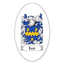 Lear Decal