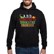 Funny Dinosaur Hoodie