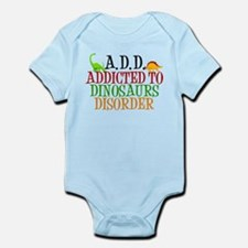 Funny Dinosaur Infant Bodysuit