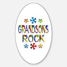 Grandson Decal