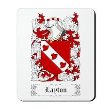 Layton II Mousepad