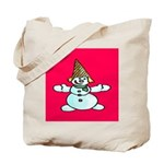 New Orleans Christmas Tote Bag