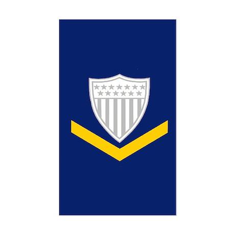 Petty Officer Third Class Sticker 2