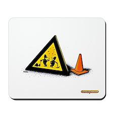 Workmen Mousepad