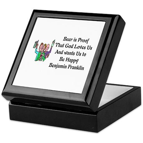 Have a Brewski Keepsake Box