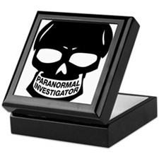 Paranormal Investigator Keepsake Box