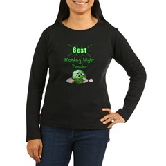 Best Monday Night Bowler T-Shirt