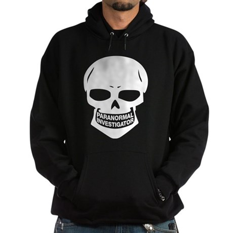 Paranormal Investigator Hoodie (dark)