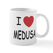 I heart Medusa Mug
