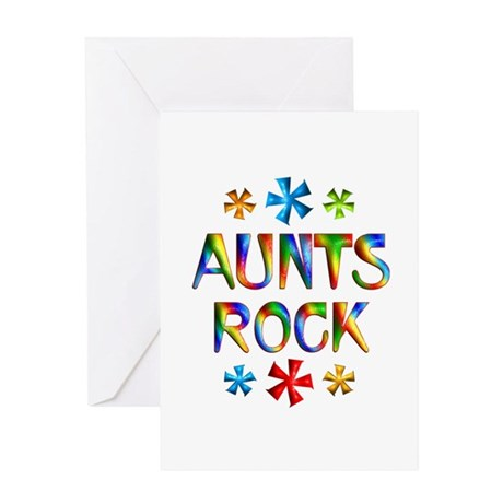 Aunt Greeting Card