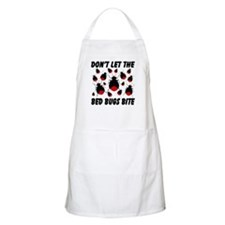 Don't Let The Bed Bugs Bite Apron