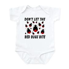 Don't Let The Bed Bugs Bite Infant Bodysuit