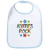 Aunties Cotton Bibs