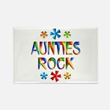 Auntie Rectangle Magnet (10 pack)
