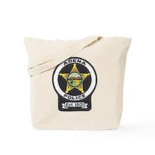 Adena Police Tote Bag