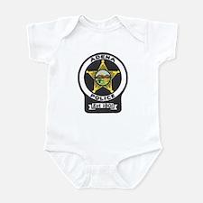 Adena Police Infant Bodysuit