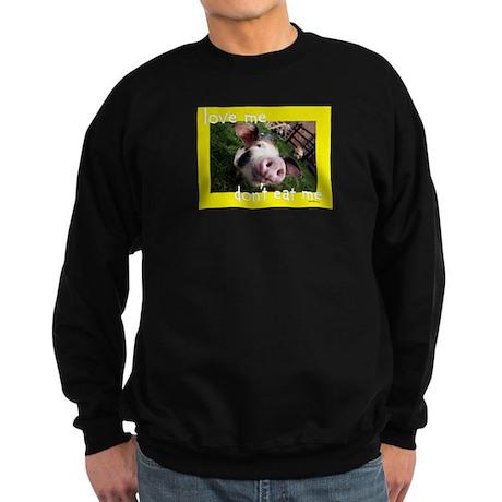 Don't Eat Me Sweatshirt (dark)