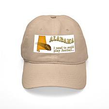 Vintage Alabama Football Baseball Cap