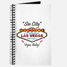 Vegas Baby Journal