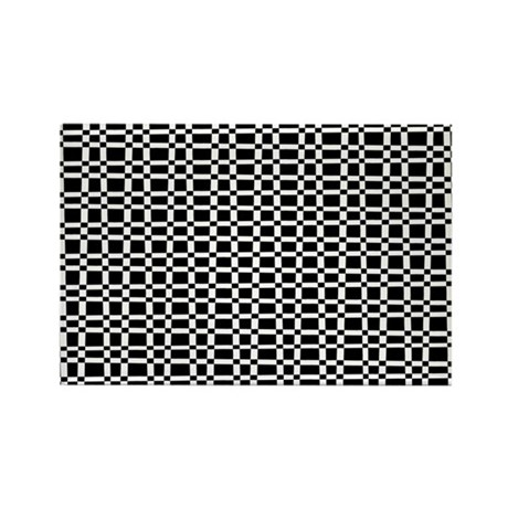 Magnetic Fields 2 Rectangle Magnet (10 pack)