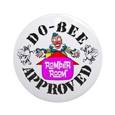 """""""DO-BEE APPROVED"""" Ornament (Round)"""