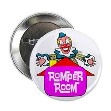 """""""ROMPER ROOM"""" 2.25"""" Button"""