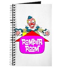 """""""ROMPER ROOM"""" Journal"""