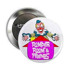 """ROMPER ROOM & FRIENDS"" 2.25"" Button"