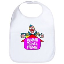 """ROMPER ROOM & FRIENDS"" Bib"