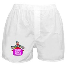 """ROMPER ROOM & FRIENDS"" Boxer Shorts"